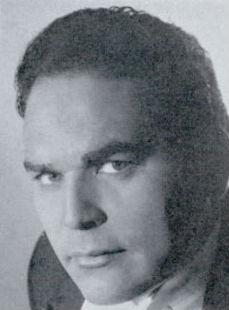 Portraitfoto Arturo Sergi,1964